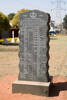 Irving Stanley Hurrey's name appears on this Memorial which stands in the Primrose Cemetery, Transvaal, South Africa.  Unfortunately incorrect listed as J S Hurrey