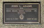 Plaque at Ruru Lawn Cemetery