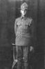 Darce Alborough in uniform