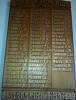 Roll of Honour Board - held at Devonport Historical Museum