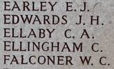 Cecil's name is on Chunuk Bair New Zealand Memorial to the Missing, Gallipoli,Turkey.