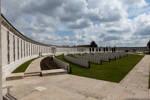 Tyne Cot Memorial to the Missing, Zonnebeke, West-Flanders, Belgium.
