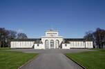 Runnymede Air Force Memorial to the Missing, Surrey, England.