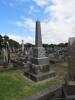 Family memorial to Albert Eric Ralston BAGNALL Photographed 13 October 2013,  Waikaraka Cemetery, Onehunga, Auckland, New Zealand