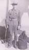 Sapper Eric Keast Burke #20555, 1st Australian Wireless Signal Squadron, Mesopotamia Expeditionary Force, c1916 (image credit: Sandra Pigott)