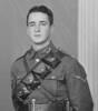 Swainson's Studios, Queen Alexandra's Mounted Rifles, Tikorangi Troop (1939), collection of Puke Ariki, New Plymouth. Close up portrait of E. J. Bevin.