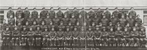 Denness Gilbert is on the top row, smiling