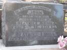 Grave of John BIRNIE Photographed  12 December 2010, Hillsborough Cemetery, Auckland, New Zealand