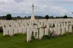 Vauix Hill Cemetery, Pas-de-Calais, France.
