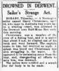 "Newspaper ""Advocate"", Burnie, Tasmania. 27 July 1928."