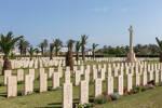 Sfax War Cemetery, Tunisia.