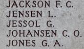 George's name is on Chunuk Bair New Zealand Memorial to the Missing, Gallipoli,Turkey.