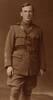 In uniform, post war