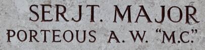 Alexander's name is on Chunuk Bair New Zealand Memorial  to the Missing, Gallipoli, Turkey.