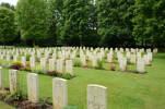 Hotton War Cemetery Luxembourg Belgium