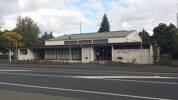 Taumarunui War Memorial Hall, Hakiaha Street, Taumarunui, King Country, New Zealand.