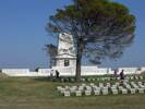 Lone Pine Cemetery & Memorial to the Missing, Gallipoli, Turkey.