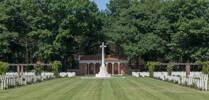 Petten-Op-Zoom War Cemetery, Netherlands.