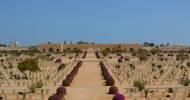Alamein War Memorial Cemetery.