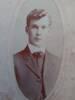 Robert Allan as a young man