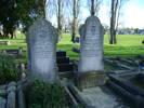 Graveplot and headstone
