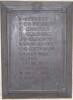 Havelock North War Memorial - mis-named A.J. Lee