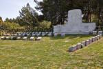 Walkers Ridge Cemetery, Anzac, Galipolli ,Turkey.