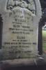 William & Eliza Rogers Headstone