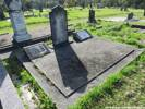 Family grave & memorial to C R JOHANNESSEN 4/415 Taken 25 April 2018 (Anzac Day) Waikumete Cemetery, Auckland, NZ ©Sarndra Lees