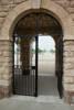 Entrance to Kantara War Cemetery, Egypt.