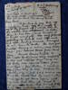 Letter from Len to his father letting him know that he meet up with his younger brother Alfred in Egypt 21.10 1941.