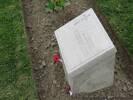 Grave of James William BENNET 3/208 Taken at Ari Burnu Cemetery, Gallipoli, TURKEY 25 April 2015 ©Sarndra Lees