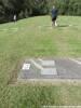 Grave of Percy Lorenzo ADAMSON  Photographed 25 April 2018 ©Sarndra Lees