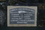 Blockhouse Bay Primary School Memorial plaque (photo John Halpin 2011) - CC BY John Halpin