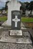 Headstone and family plot at Waikaraka Public Cemetery, Onehunga, Auckland (photo J. Halpin) - No known copyright restrictions