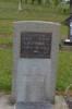 Headstone, Kawakawa Cemetery (photo J. Halpin 2011) - No known copyright restrictions