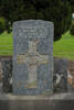 Headstone of Arthur WRIGHT 10129 at Otahuhu Cemetery - No known copyright restrictions