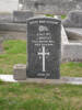 Headstone, John Bentley (47617) WW1, Featherston Cemetery, (image supplied by Sam Hodder) - No known copyright restrictions