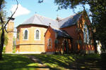 St Barnabas (Anglican) Church (photo J. Halpin October 2011) - No known copyright restrictions