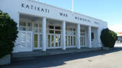 Katikati War Memorial Hall, (photo G.A. Fortune, March 2013) - Image has All Rights Reserved