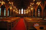 Interior, St Mary's Church, Parnell, Auckland 1052 (photo John Halpin November 2011) - CC BY John Halpin - CC BY John Halpin