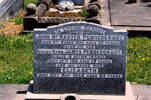 Image of memorial at Pokeno Cemetery provided by Paul Baker 2010. - No known copyright restrictions