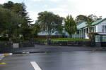 Blockhouse Bay Primary School entrance (photo John Halpin 2011) - CC BY John Halpin