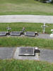 RSA Section, Helensville Cemetery (photo provided by Sarndra Lees 2012) - This image may be subject to copyright