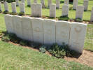 Group grave, Sfax War Cemetery, Tunisia (photo B. Coutts, 2009) - This image may be subject to copyright