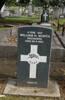 Headstone at Waikaraka (Park) Public Cemetery, Onehunga, Auckland, New Zealand (photo J. Halpin) - No known copyright restrictions