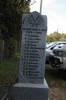 Tomarata Memorial side, WW2 names Flamank - Wilson (photo J. Halpin November, 2010) - This image may be subject to copyright