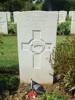 Headstone, Florence War Cemetery, Italy - This image may be subject to copyright