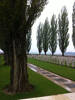 View 1, Favreuil British Cemetery (photo Jo Larsen-Harris 2013) - No known copyright restrictions
