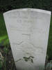 Headstone, Poznan Old Garrison Cemetery, Poland (kindly provided by Howard Buxton September 2013) - This image may be subject to copyright